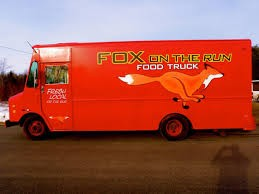 fox on the run food truck